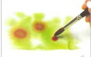 Как правильно смешивать краски для рисования?