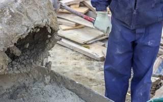 Высокопрочный бетон своими руками