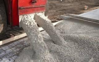 Какой бетон нужен для фундамента двухэтажного дома?