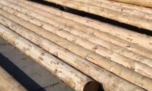 Как закрепить деревянный столб к бетону?