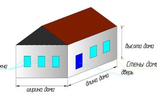 Как рассчитать количество пеноблоков для строительства дома?