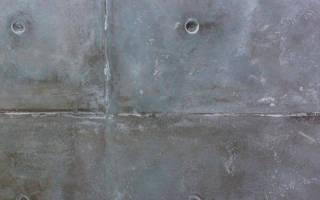 Фактурная штукатурка под бетон