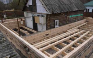 Как построить новый дом вокруг старого?