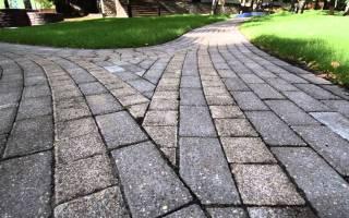Как делать тротуарную плитку в домашних условиях?
