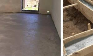 Время высыхания бетона м200