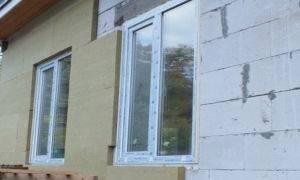 Как правильно утеплить дом из газосиликатных блоков?