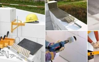 Строить дом из газобетонных блоков