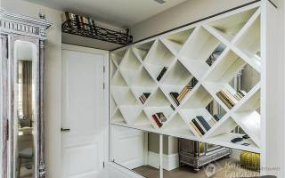 Как сделать фальш стену из гипсокартона?