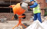Как правильно пользоваться бетономешалкой?