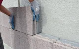 Блоки для строительства гаража какие лучше?