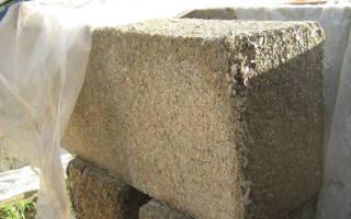 Опилка бетон своими руками