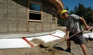 Утепление цоколя узлы плитка керамическая