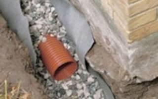 Чем засыпать фундамент внутри под стяжку?