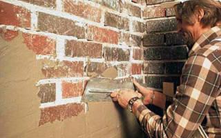 Как развести цемент для штукатурки?