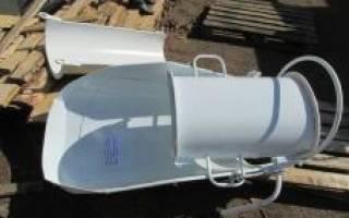 Гидролоток для бетона