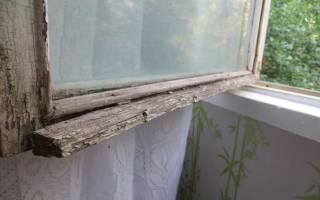 Как правильно покрасить деревянное окно?