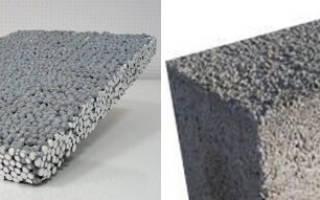 Производство блоков из полистиролбетона