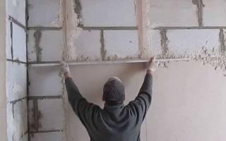 Можно ли штукатурить пеноблоки цементным раствором?