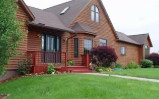 Как отделать дом снаружи дешево и красиво?
