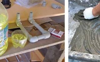 Сколько жидкого мыла добавлять в цементный раствор?