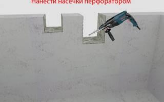 Как установить скиммер в бетонный бассейн?