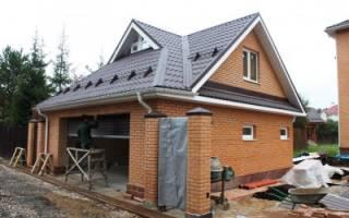 Из каких блоков лучше строить гараж?