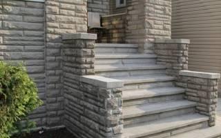 Как залить бетонную лестницу своими руками?