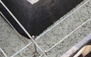 Какая марка бетона нужна для ленточного фундамента?