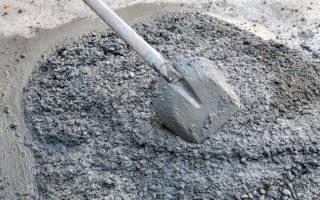 Как сделать бетон марки 300?
