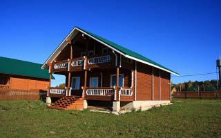 Как выбрать фундамент для деревянного дома?