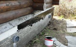 Зачем нужна гидроизоляция фундамента?
