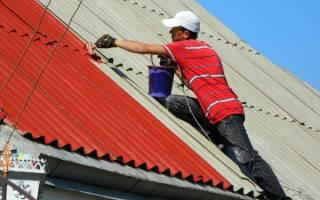 Как правильно накрыть крышу шифером?
