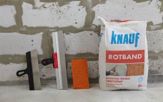 Каким раствором лучше штукатурить стены внутри дома?