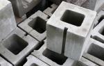 Керамзитобетонные блоки для вентканалов