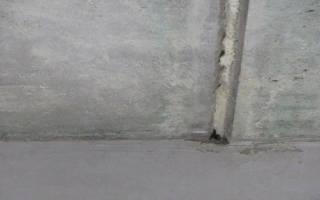 Чем заделывать швы между плитами Перекрытие?