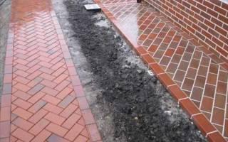 Как защитить бетонную отмостку от разрушения?