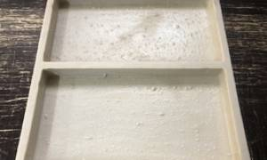 Полиуретановые формы для тротуарной плитки