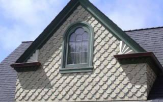 Как правильно зашить фронтон?