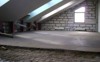 Какую марку бетона использовать для монолитного Перекрытие?