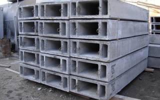 Блоки вентиляционные железобетонные для жилых зданий