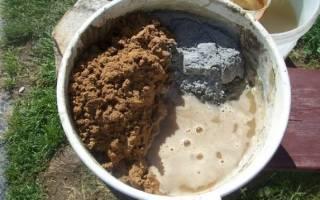 Бетон пропорция щебень песок цемент