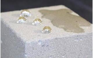Гидрофобное покрытие для бетона