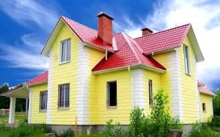 Как построить дом из камня своими руками?