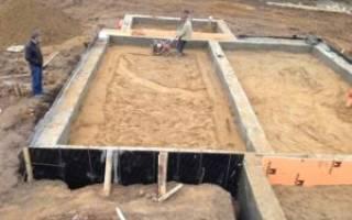 Полы по грунту в частном доме конструкция