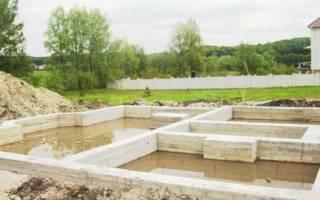 Какой фундамент нужен для дома из газобетона?