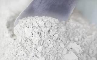 Белый цемент применение