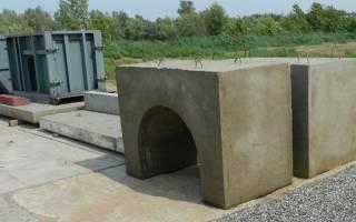 Серный бетон производство